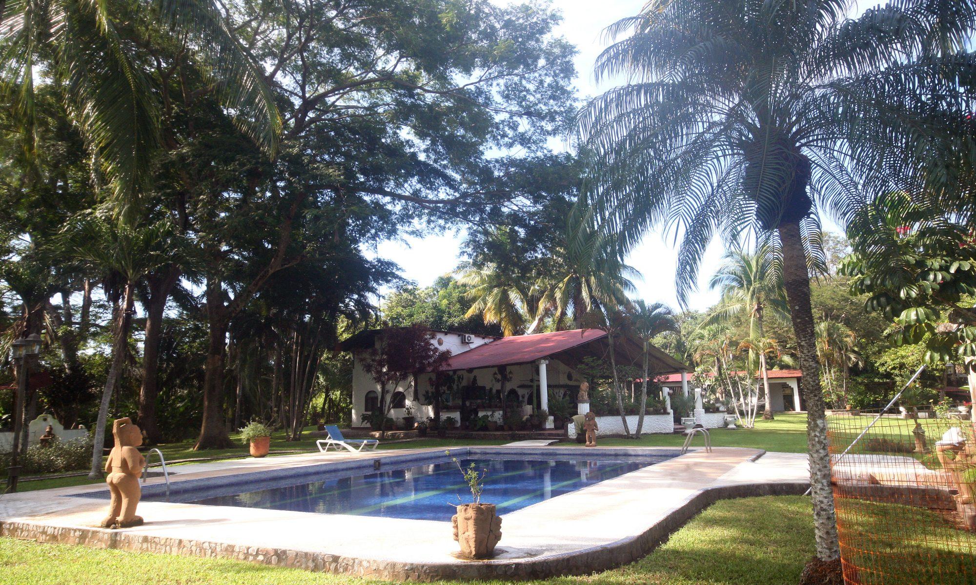 Hotel Paraíso del Cocodrilo, Costa-Rica-Samara-natural