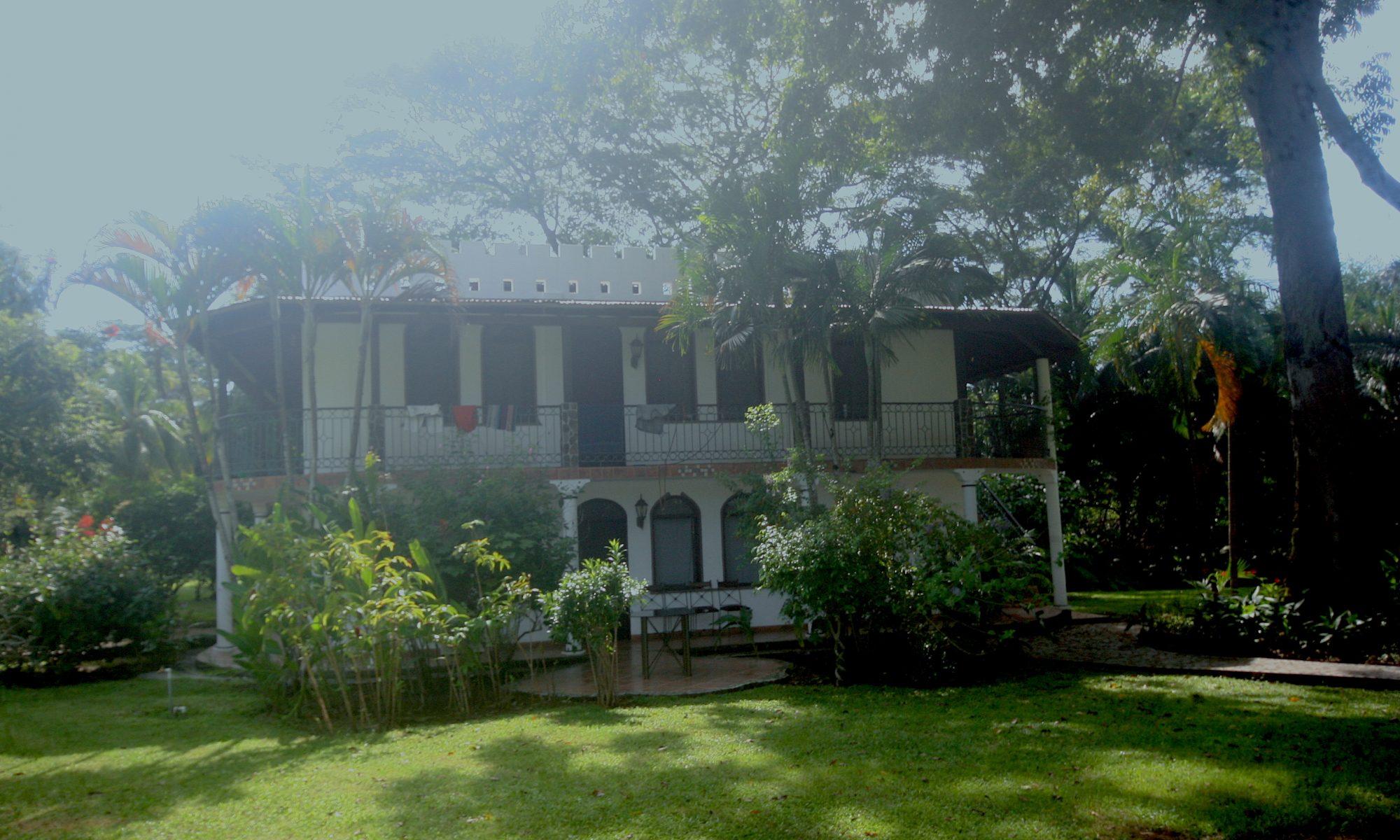 Hotel Paraíso del Cocodrilo eco-lodge-costa-rica-samara