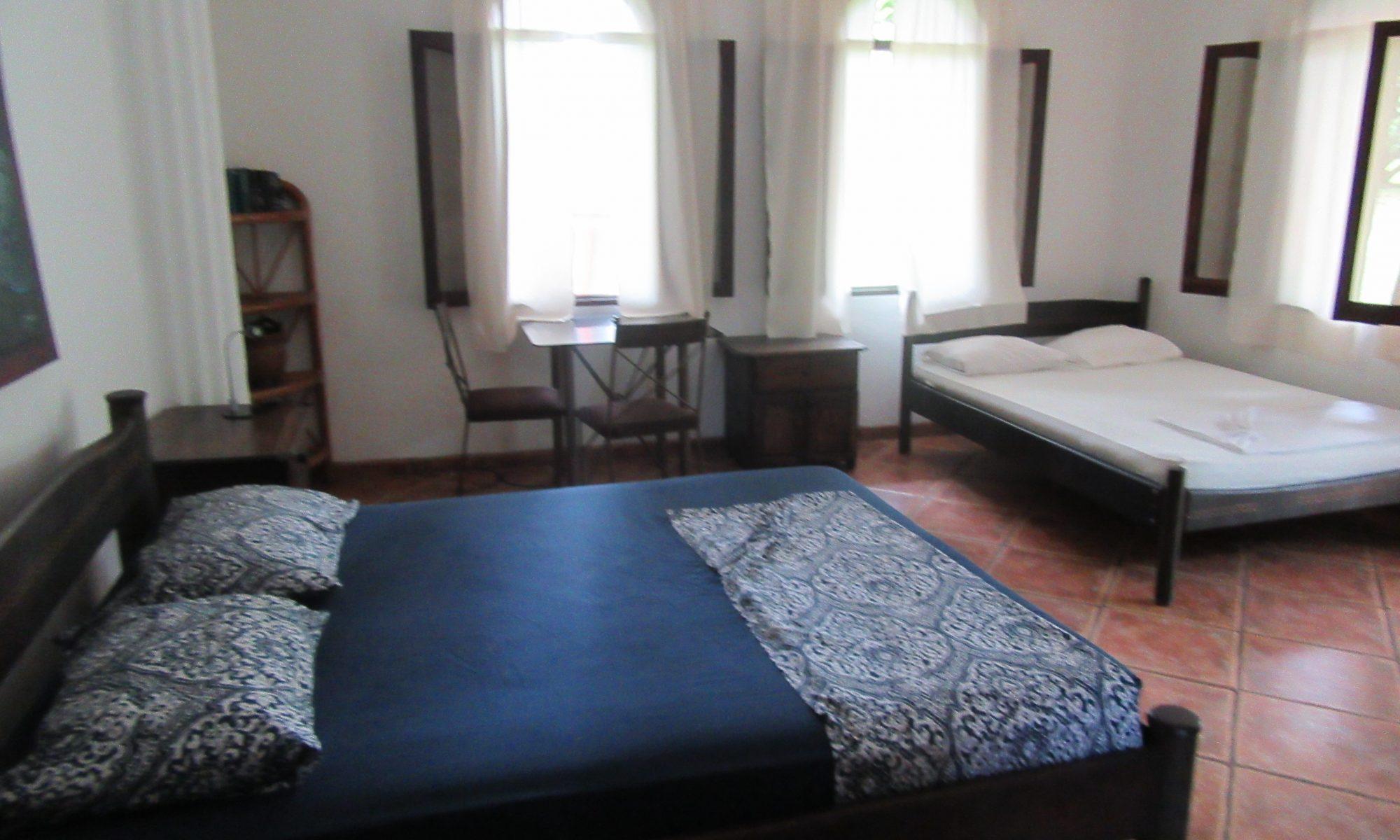 Zimmer und Apartments ecolodge Samara