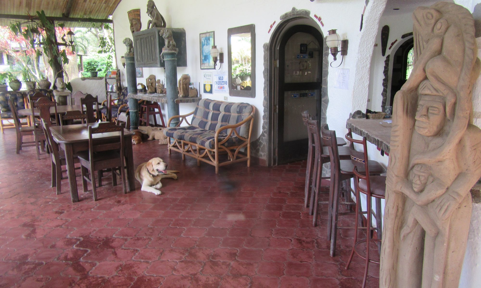 Costa Rica Restaurant Samara Ecolodge